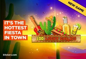 100 Lucky Chilies Slot.