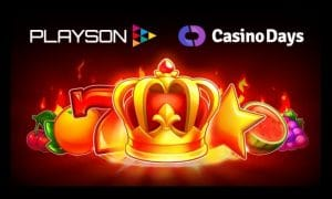 Playson gaming suite Casino Days