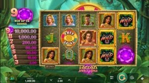 Tarzan & the Jewels of Opar 2020 slot Online.
